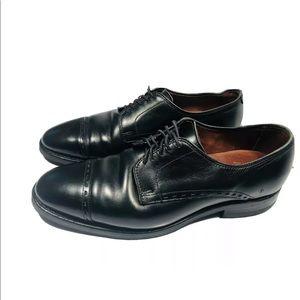 Allen Edmonds Madison Ave cap toe dress shoes 8D